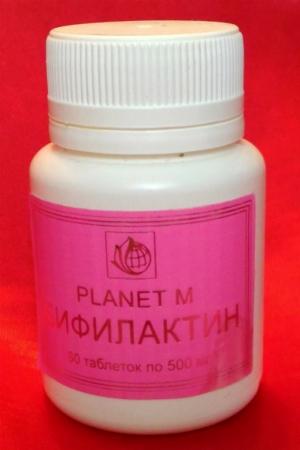 Планета М - Бифилактин
