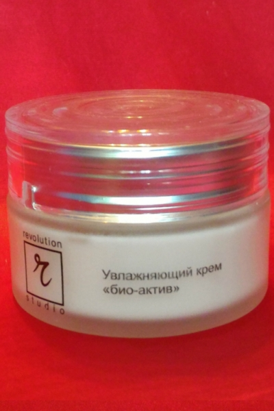 Увлажняющий крем био-актив (50 мл) (стекло)